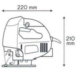 Scie Sauteuse 570W - VITO