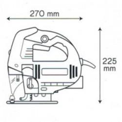 Scie Sauteuse 750W - VITO
