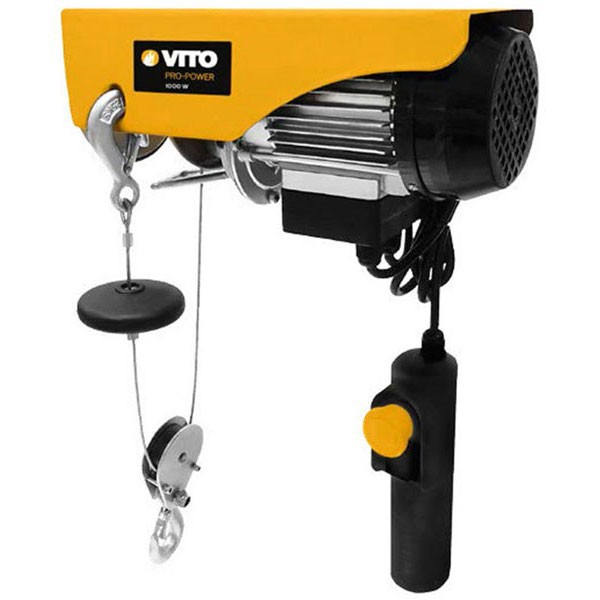 Treuil Electrique 1000W Charge 500kg - VITO