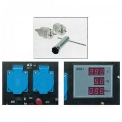 Groupe électrogène monophasé 3 kVA