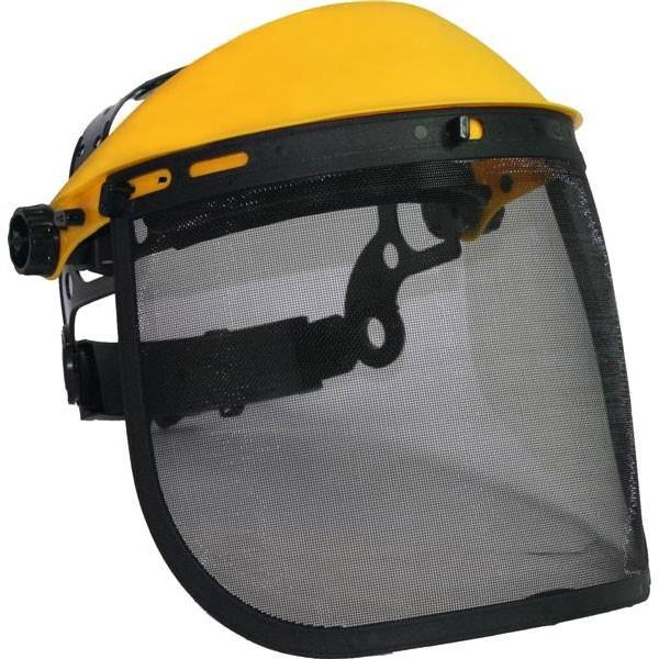 Casque protection avec visière JK-M033