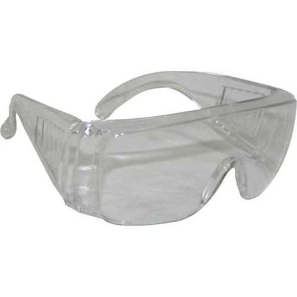 Lunettes de protection transparente