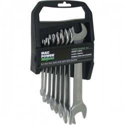 Kit PRO 8 double clé à fourche - DIN3110