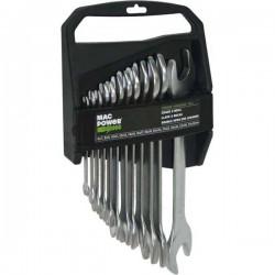 Kit PRO 12 double clé à fourche - DIN3110