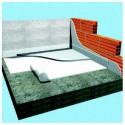Géotextile - Rouleau tissu de bidim 200 gr/m² Rlx 1x25 m