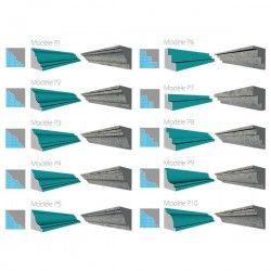 Moule coffrage polystyrène P1