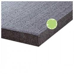 Polystyrène expansé graphité gris 15kg 1000x500x40 R 1,25