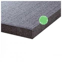 Polystyrène expansé graphité gris 20kg 1000x500x30 R 0,97