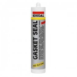 Mastic silicone GASKET SEAL bordeaux- SOUDAL