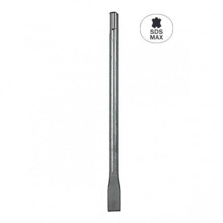 Burin plat SDS-MAX Ø18mm|400 x 25mm