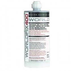 Scellement chimique WorldFix 400 - 400ml