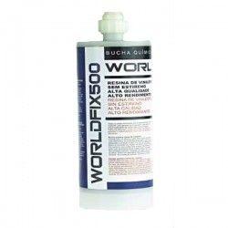 Scellement chimique WorldFix 500 - 400ml