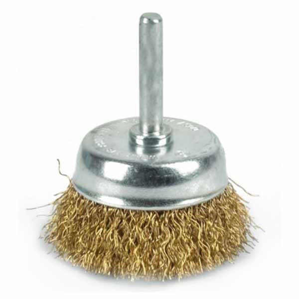 Brosse soucoupe perceuse - 50mm