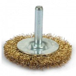 Brosse circulaire pour perceuse - 75mm