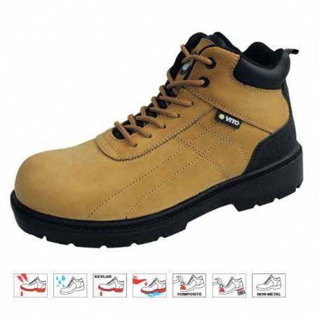 Chaussure sécurité confort Plus Keval - VITO