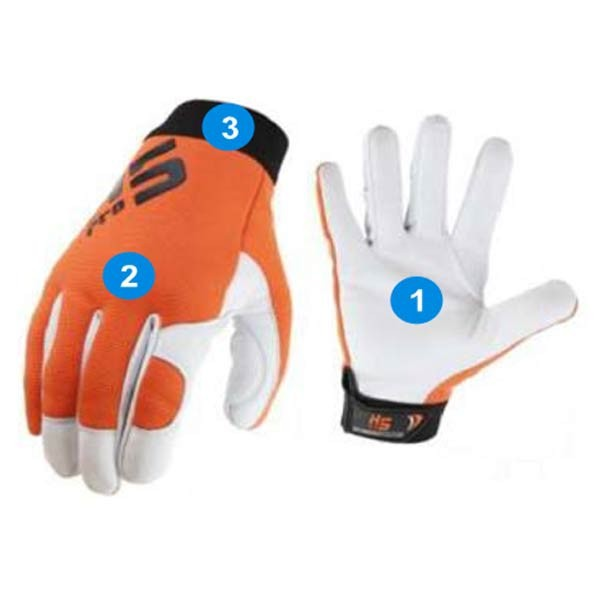 Gants de protection multi-usages Amigo