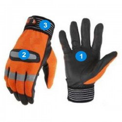 Gants de protection multi-usages Montecarlo