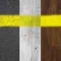 Traceur chantier fluorescent - jaune 500ml