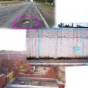 Traceur chantier fluorescent - Rose 500ml