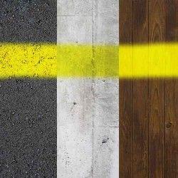 Traceur chantier fluorescent - Rouge 500ml