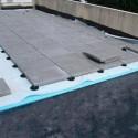 Polystyrène extrudé XPS 300L 1250x600 (Mousse Roofmate)