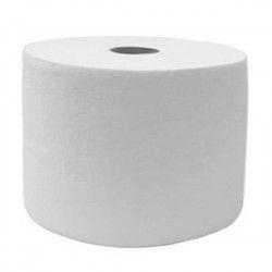 Bobine de papier texturé industrielle essuie main absorbant 500 mètres