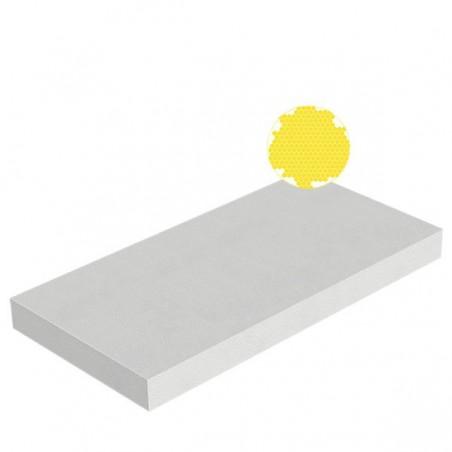 Plaque polystyrène expansé 20kg/m3 1000x500x10 PSE