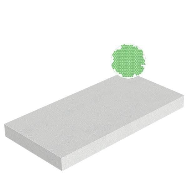 Polystyrène expansé PSE densité 25kg/m3 1000x500x20 mm