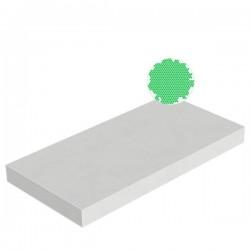 Plaque polystyrène expansé 30kg/m3 1000x500x10