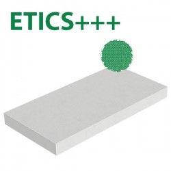 Plaque polystyrène expansé PSE ETICS+++ 35kg/m3 1000x500x80 R 2,5