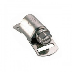 Tête de vis Inox pour collier sur mesure 9mm