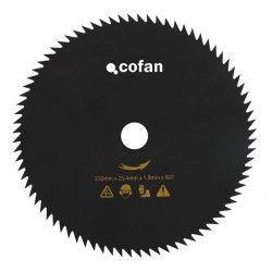 Disque Pour Débroussailleuse Arbuste/Arbre 80d