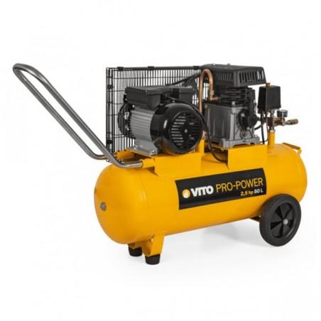 Compresseur à courroie 50 L - VITO