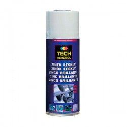 Peinture zinc aspect brillant 400ml