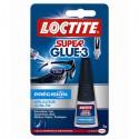 Colle instantanée - Loctite - SuperGlue-3 - PRÉCISION
