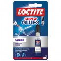 Colle instantanée - Loctite - SuperGlue-3 - SPÉCIAL VERRE