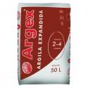 Billes d'argile expansée ARGEX 2-4 50L