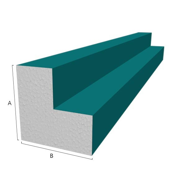 Moule polystyrène corniche Modèle P7 150x150