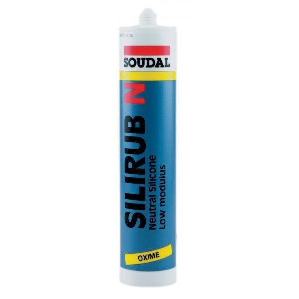 Silicone Neutre SILIRUB N - SOUDAL