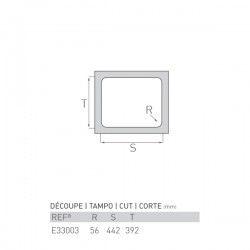 Évier AGATE 400X500X160