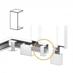 Joint de Couvercle goulotte électrique PVC 80x40