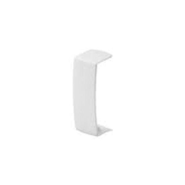 Embout goulotte électrique PVC 20x10