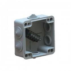 Boîte dérivation étanche embout gradin Serie 200 (100x100x55) 750°