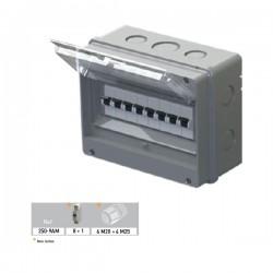 Coffret de distribution étanche METRIC 98X162X202