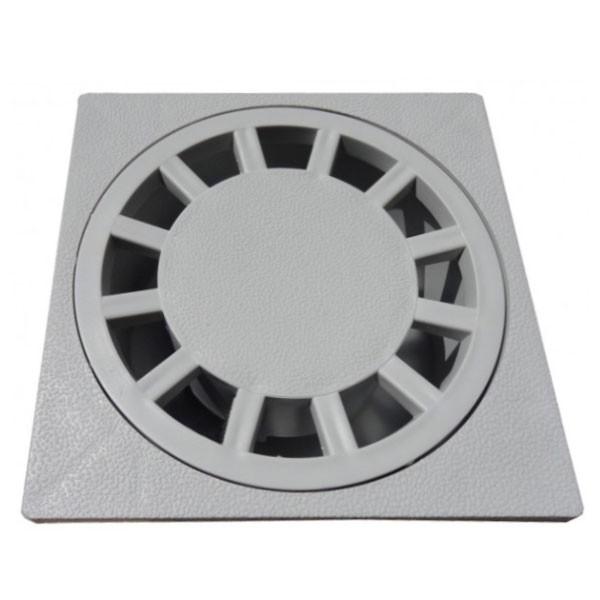 Siphon de cour en polypropylène (PP) 30 x 30