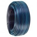 Tuyau Polyéthylène PEHD bande bleue Ø 40 mm 10 kg / bars - L.50m