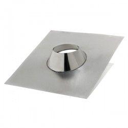 Solin aluminium-Inox pente 5º/40º