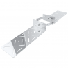 Support toiture pente réglable Inox